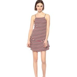The Fifth Label Parade Striped Rib Knit Dress